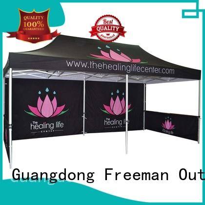 FeaMont inexpensive display tent popular for disaster Relief
