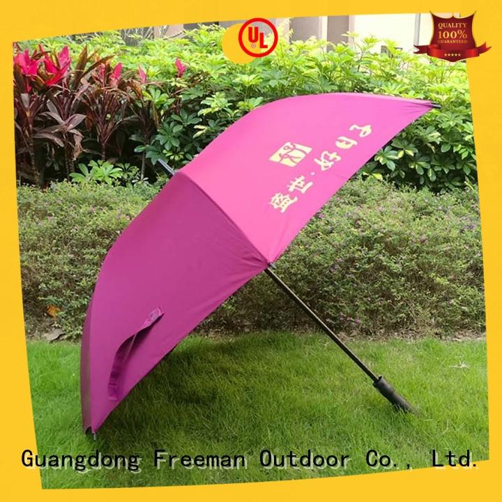 FeaMont customized cute umbrellas in-green for advertising