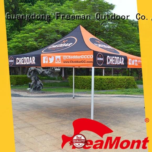 FeaMont best event tent certifications for outdoor exhibition