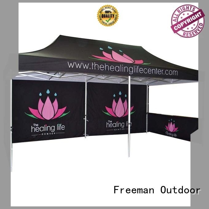 FeaMont strength gazebo tent in different color for disaster Relief