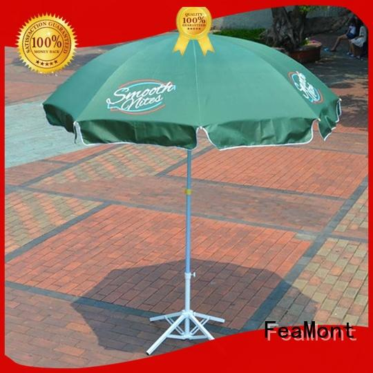 hot-sale outdoor beach umbrella pole supplier for advertising