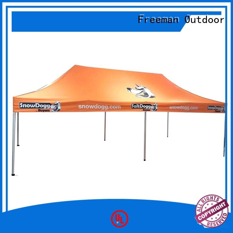 FeaMont affirmative folding canopy certifications for outdoor activities