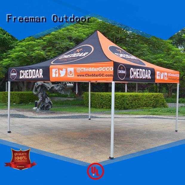 FeaMont aluminium 10x10 canopy tent for sporting