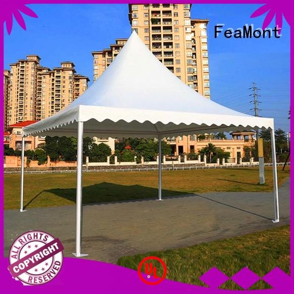 FeaMont customized portable canopy widely-use for outdoor activities