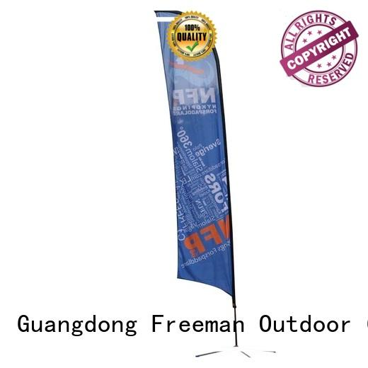 FeaMont outstanding advertising flag wholesale for trade show