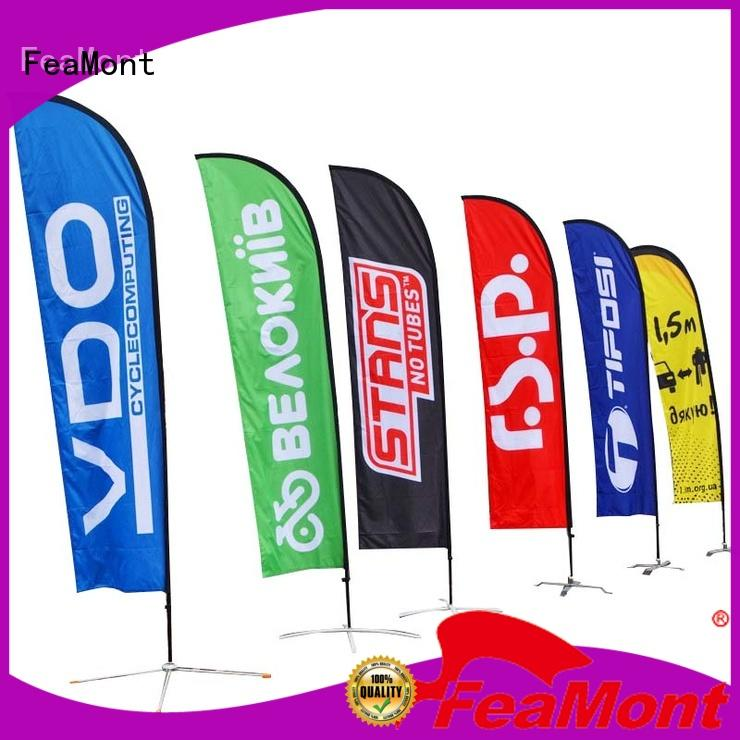 FeaMont affirmative flag printing certifications for engineering