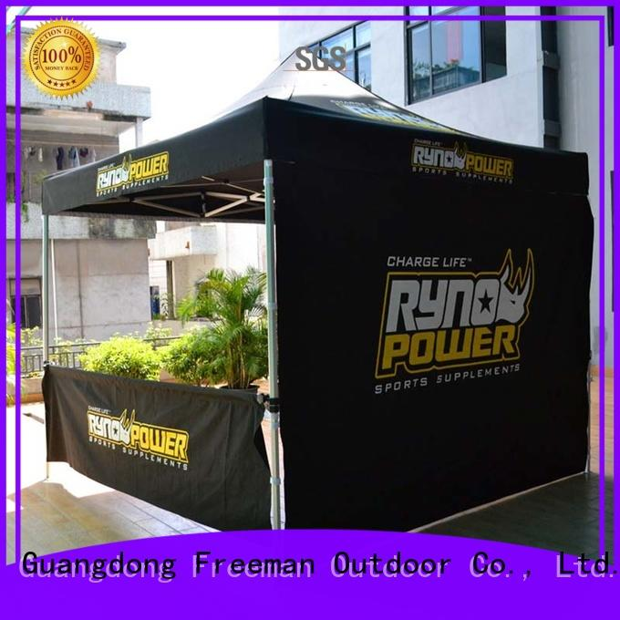 easy up canopy trade in different color for sport events