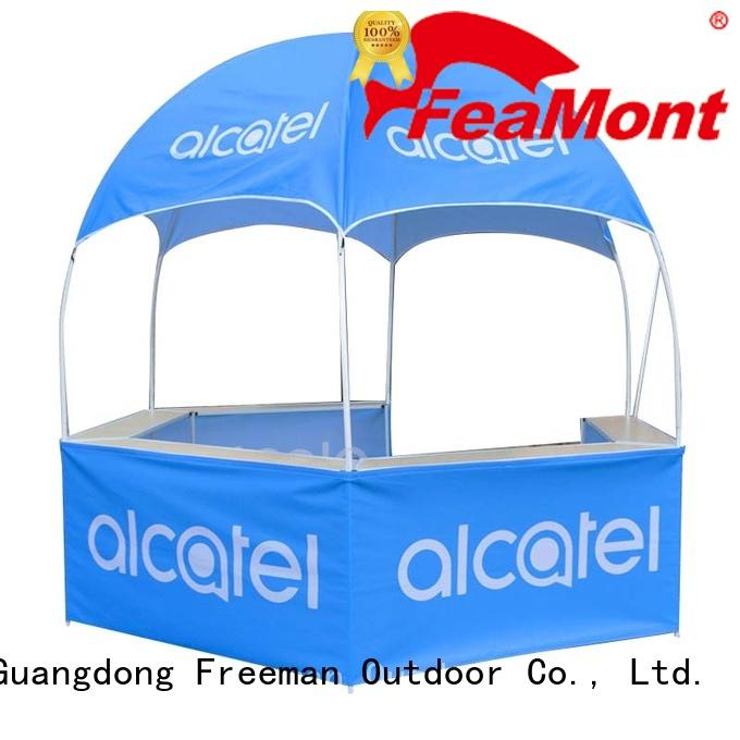 FeaMont durable dome kiosk for-sale for sport events