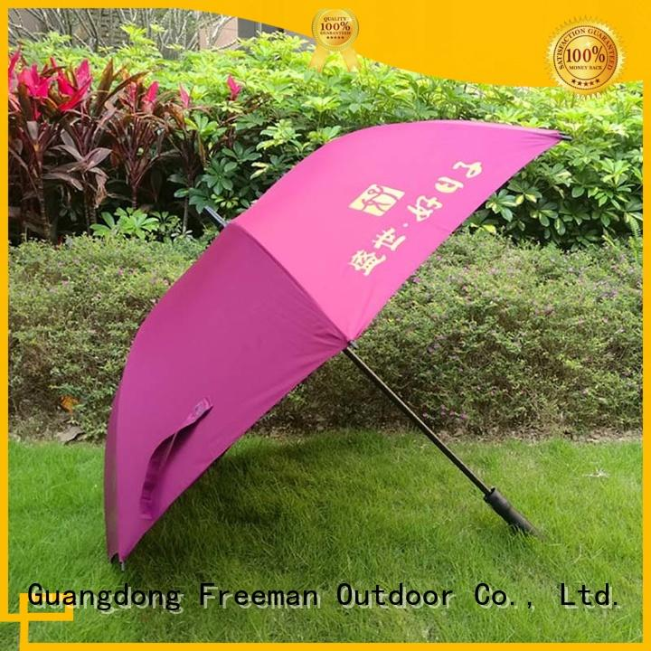 FeaMont promotion golf umbrella supplier for engineering
