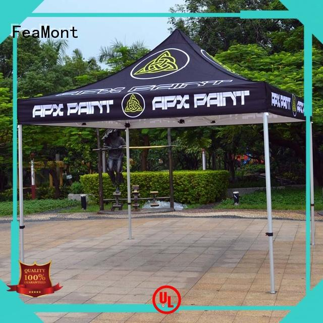 outdoor advertising tent tent certifications for trade show