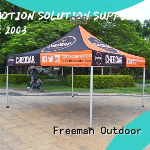 FeaMont nylon display tent solutions