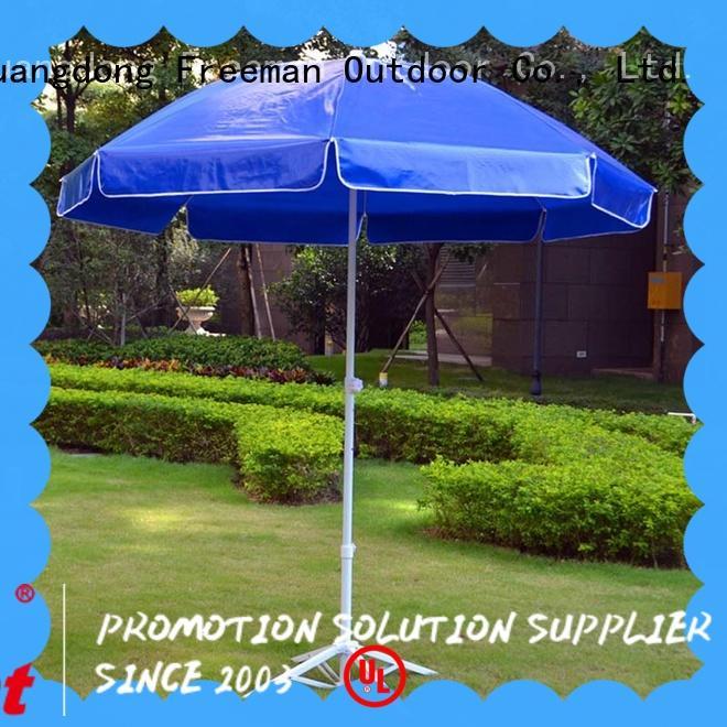 FeaMont environmental heavy duty beach umbrella China for party