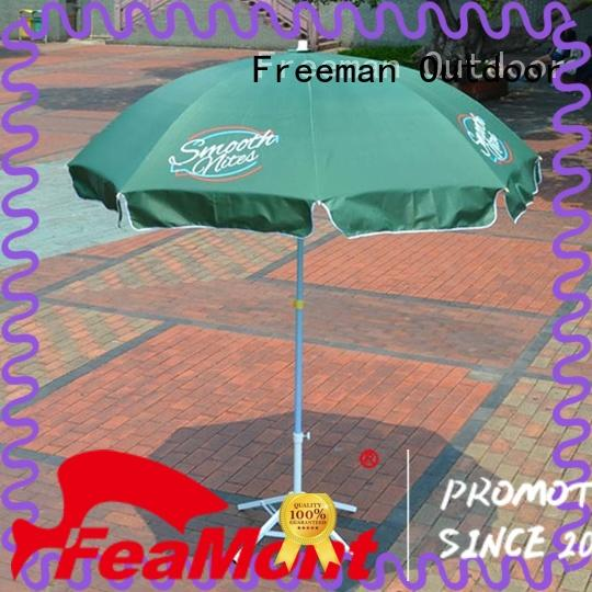FeaMont outdoor big beach umbrella widely-use for wedding