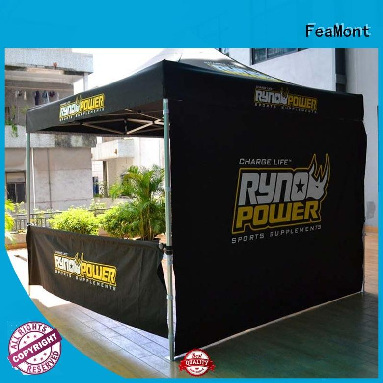 FeaMont colour advertising tent in different color for outdoor exhibition