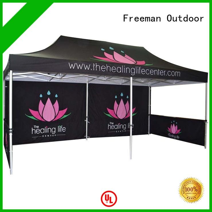 Freeman Outdoor comfortable portable canopy tent in different color for disaster Relief