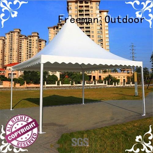 easy up tent aluminium can-copy for outdoor exhibition