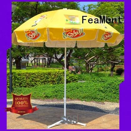 FeaMont splendid 9 ft beach umbrella experts for exhibition