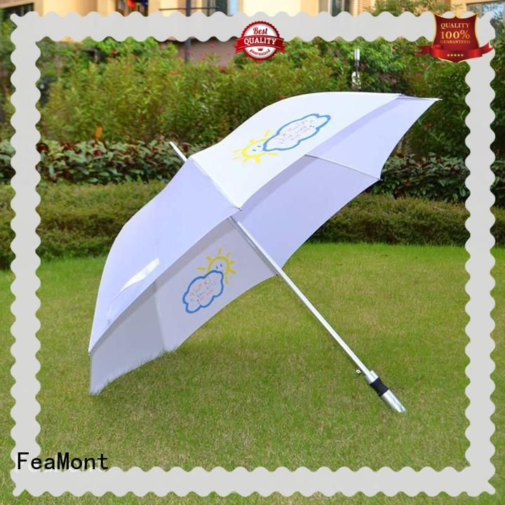 FeaMont customized new umbrella constant for advertising