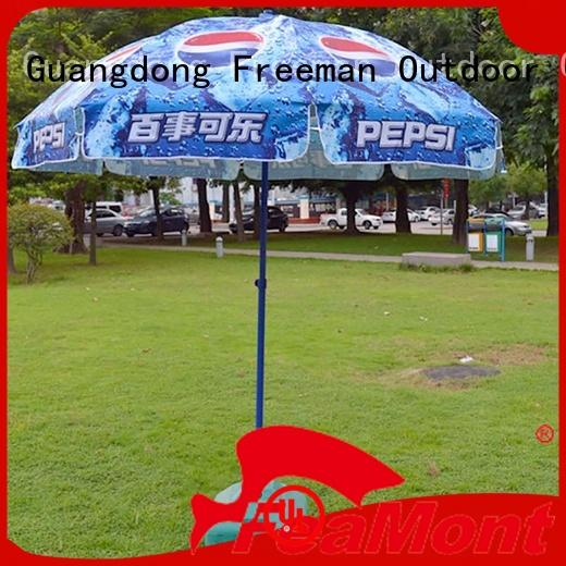 FeaMont industry-leading 9 ft beach umbrella for-sale for disaster Relief
