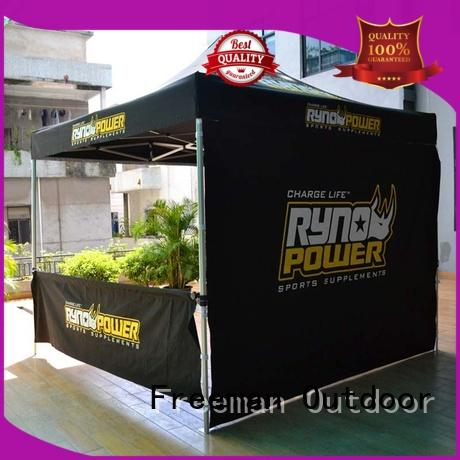 FeaMont affirmative tent canopy 10x20 exhibition for outdoor exhibition
