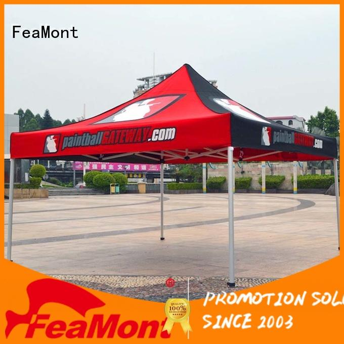 FeaMont strength portable canopy in different color for sport events