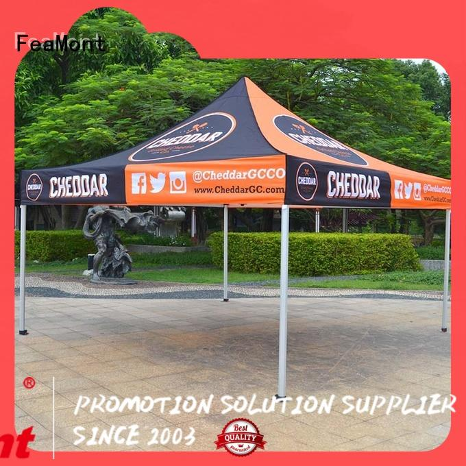 FeaMont customized display tent China for outdoor activities