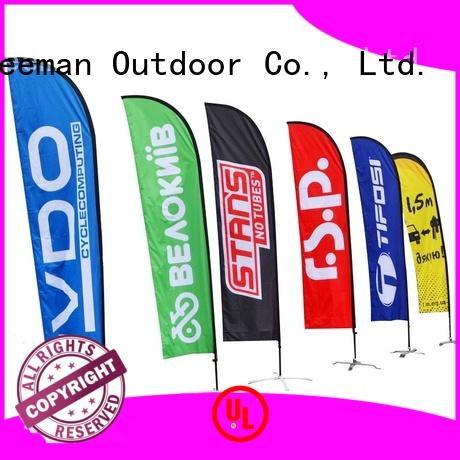 FeaMont splendid feather flag banners cost for advertising