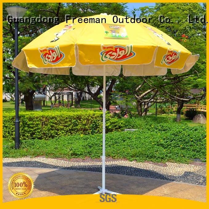 FeaMont pole big beach umbrella supplier