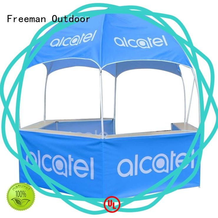 FeaMont awesome dome display tent production for trade show