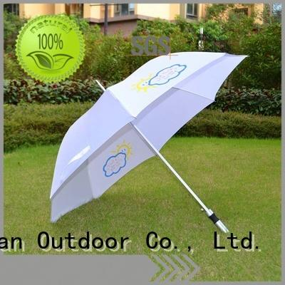 FeaMont hot-sale personalized umbrellas marketing for camping