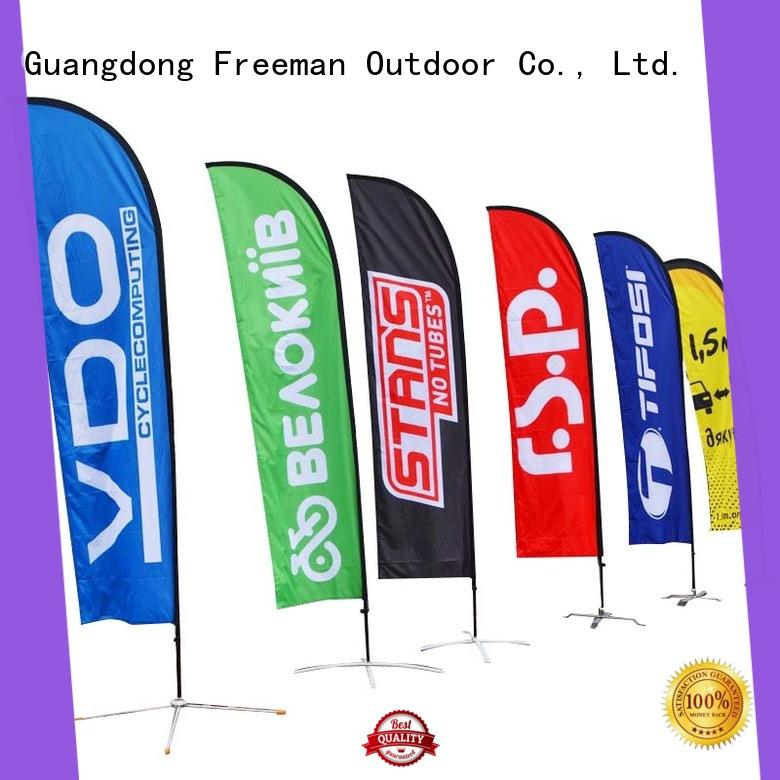 FeaMont stable flag banners type for sports