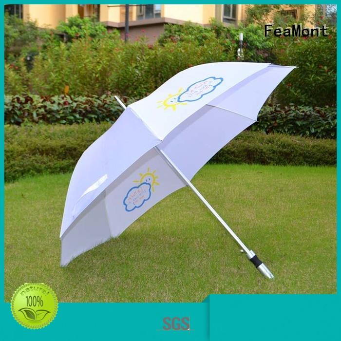 customized good quality umbrella experts for event