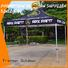 best folding canopy show popular for advertising