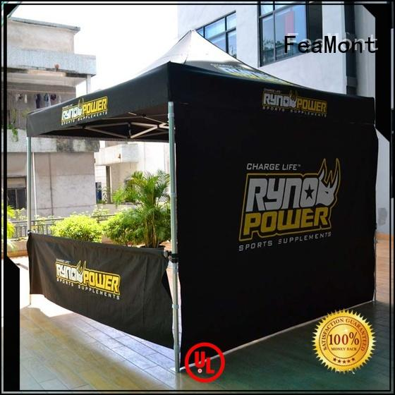 FeaMont nice lightweight pop up canopy can-copy for sport events