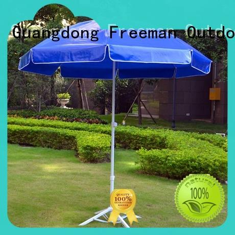 FeaMont environmental sturdy beach umbrella outdoor for sporting