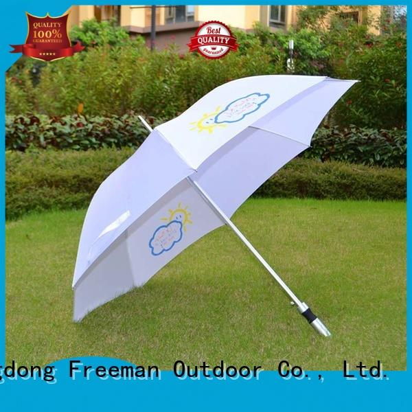 FeaMont high-quality golf umbrella for-sale for outdoor exhibition