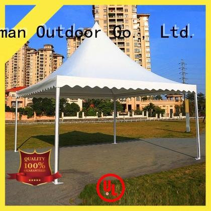 FeaMont folding outdoor canopy tent for sports