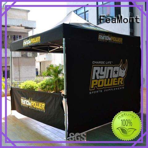 FeaMont advertising pop up canopy China for sport events