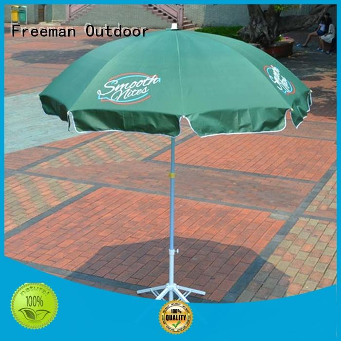 nice 9 ft beach umbrella printing China for event