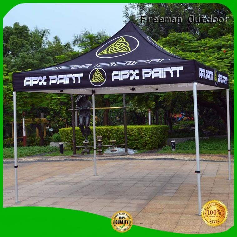 comfortable 10x10 canopy tent aluminium in different shape for outdoor exhibition