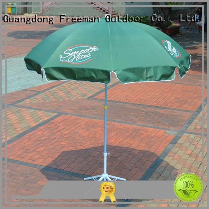 FeaMont printing 9 ft beach umbrella type