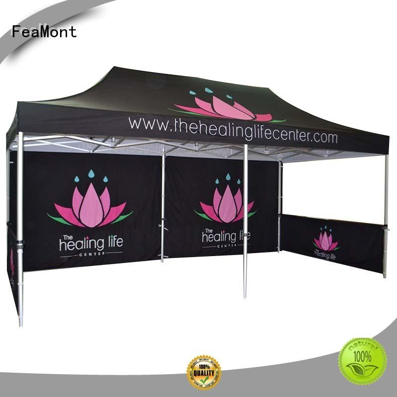 inexpensive canopy tent 10x20 in different shape for advertising FeaMont