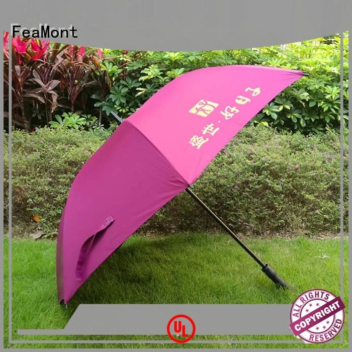 FeaMont reliable promotional umbrella application for wedding