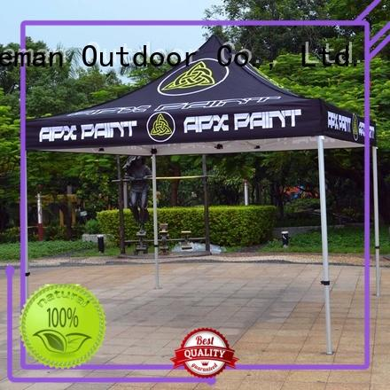 FeaMont exhibition gazebo tent wholesale for disaster Relief