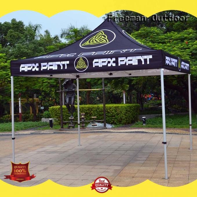 Freeman Outdoor show lightweight pop up canopy for sport events