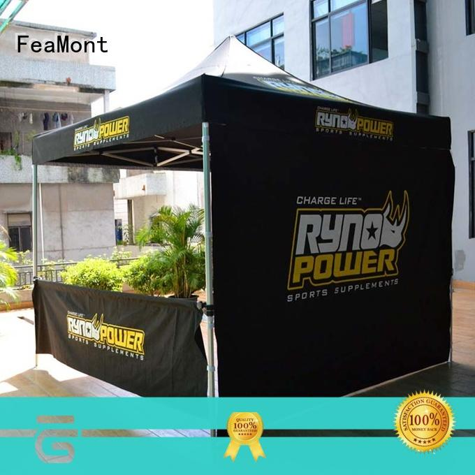 FeaMont newly advertising tent certifications for engineering