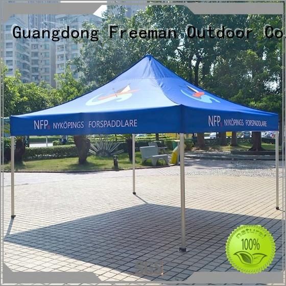 FeaMont affirmative advertising tent in different color for outdoor activities