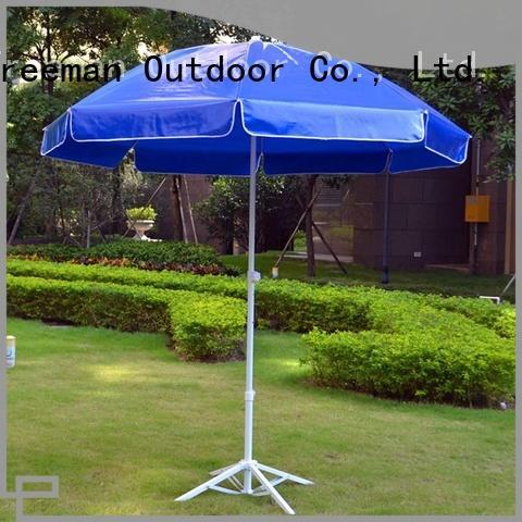 FeaMont splendid heavy duty beach umbrella effectively for advertising