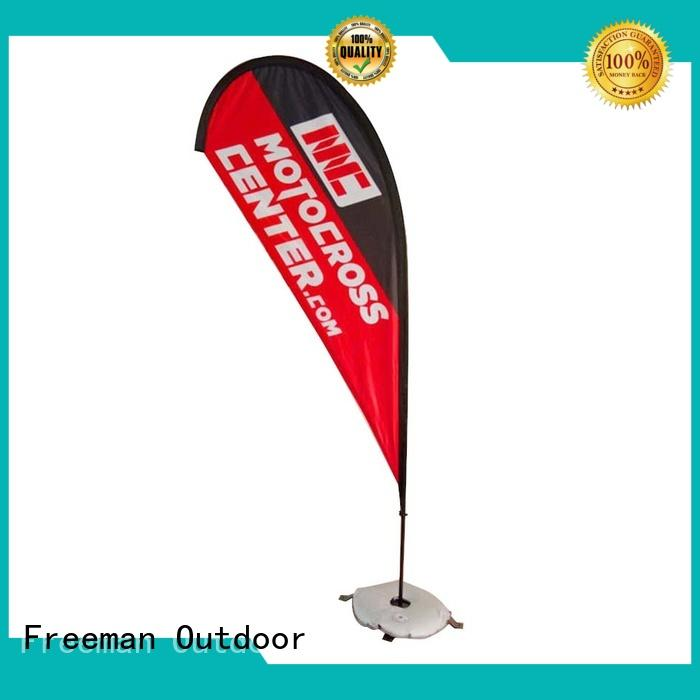FeaMont affirmative beach flag design cost for sporting