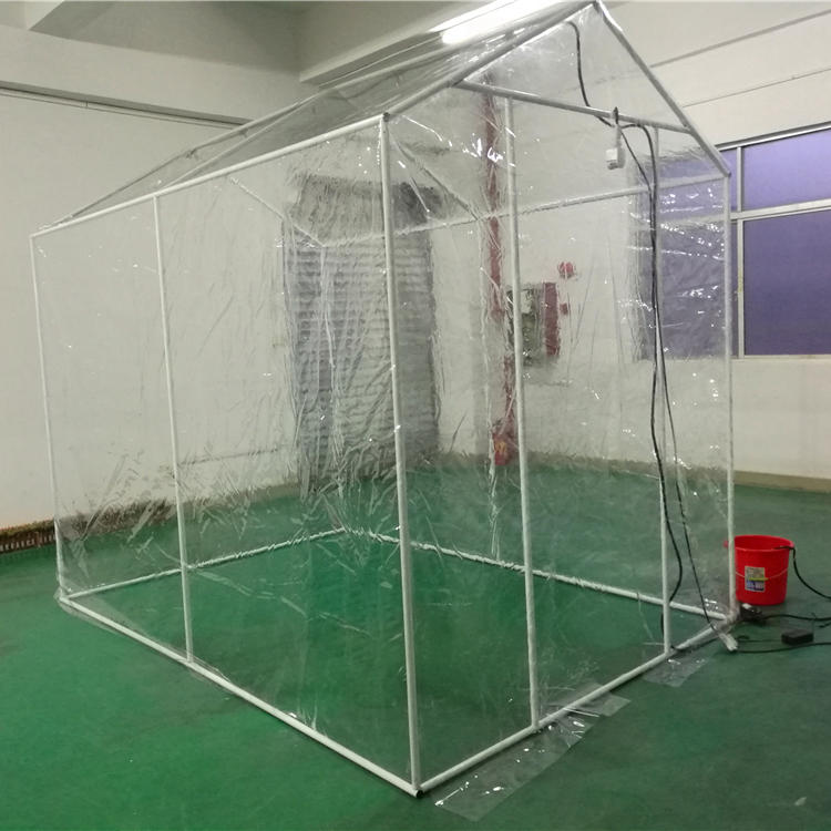 Epidemic Prevention medical disinfection Tent with spray equipment